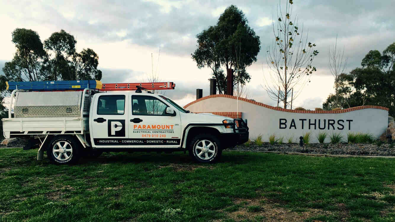 paramount electrical contractors bathurst