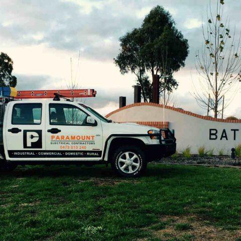 paramount electrical contractors bathurst
