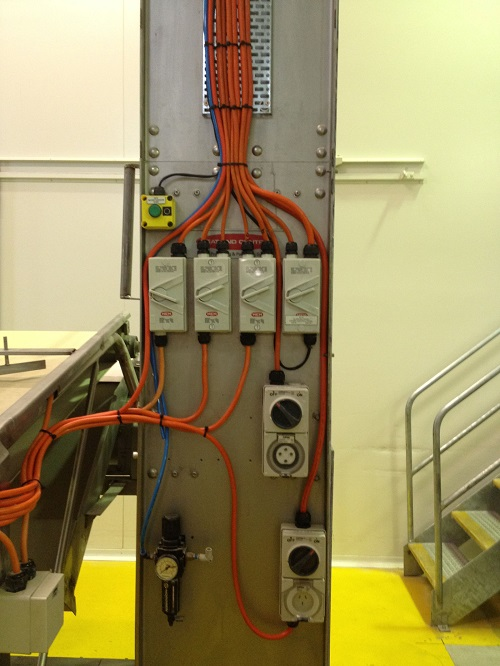 commercial switchboard upgrade bathurst
